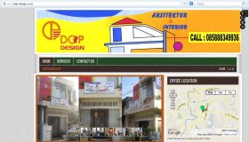 website design interior