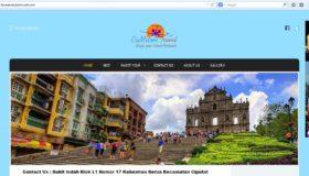 website tour & travel
