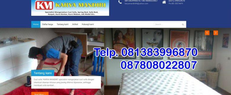 jasacucisofajakarta.com